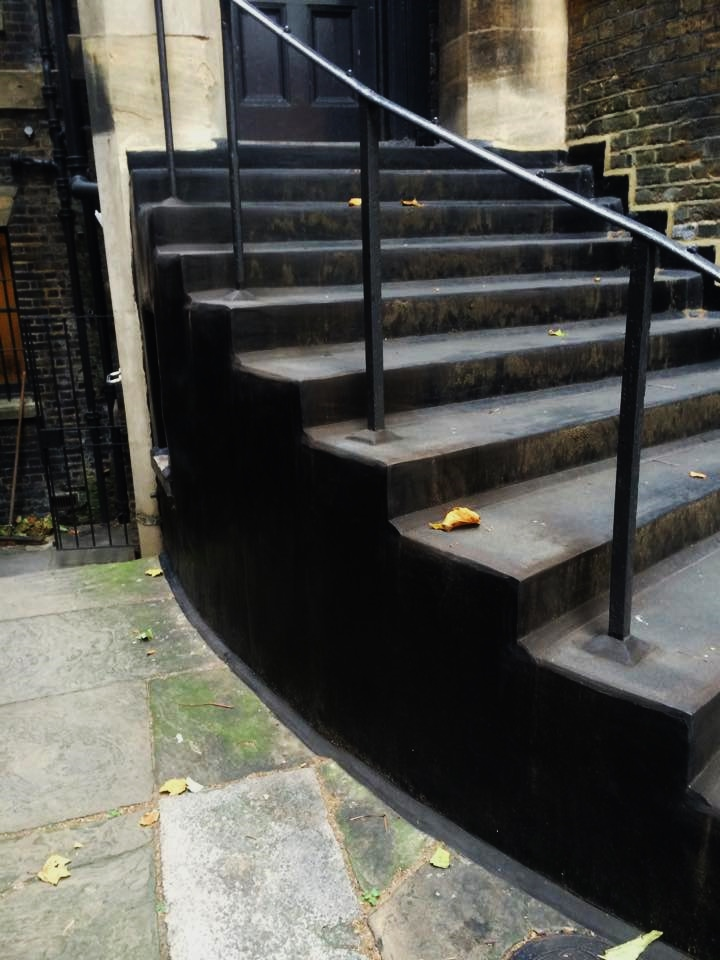 asphalt-steps-london